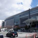 JR博多駅(JR Hakata station)